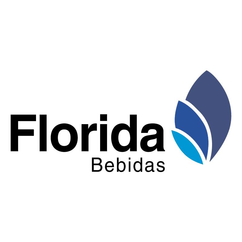 Florida Bebidas vector logo