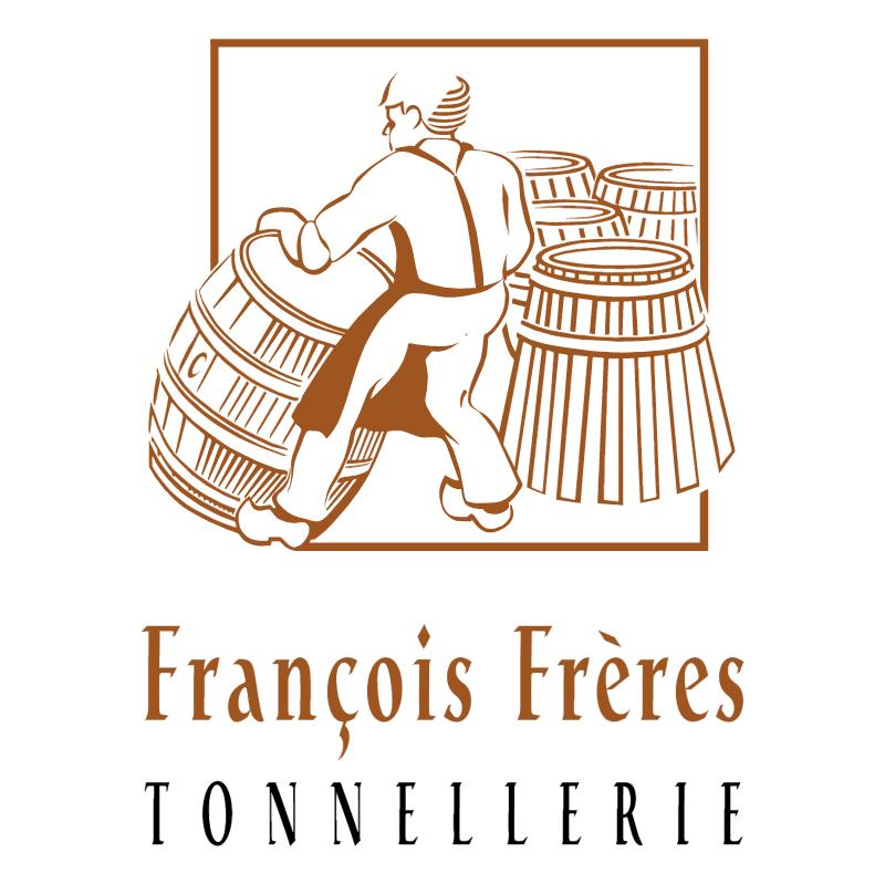 Francois Freres Tonnellerie vector