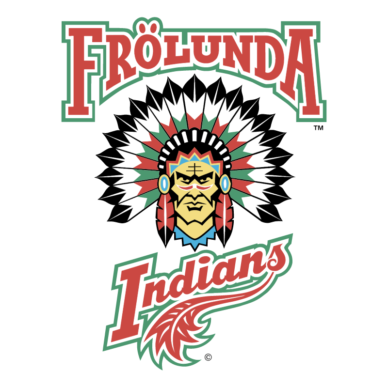 Frolunda Indians vector