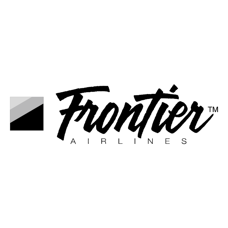 Frontier Airlines vector