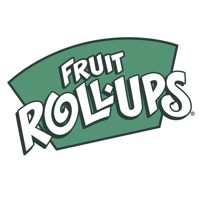 Fruit Roll Ups vector logo