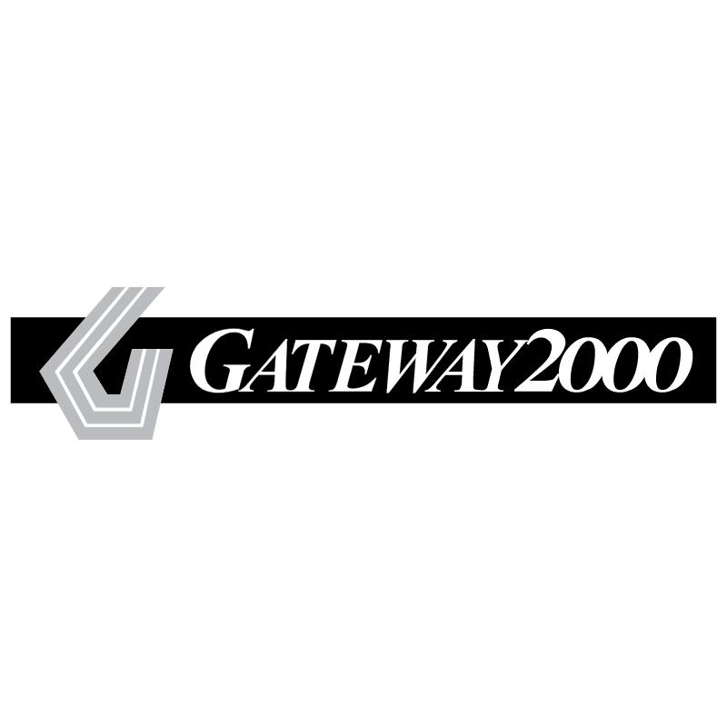 Gateway 2000 vector