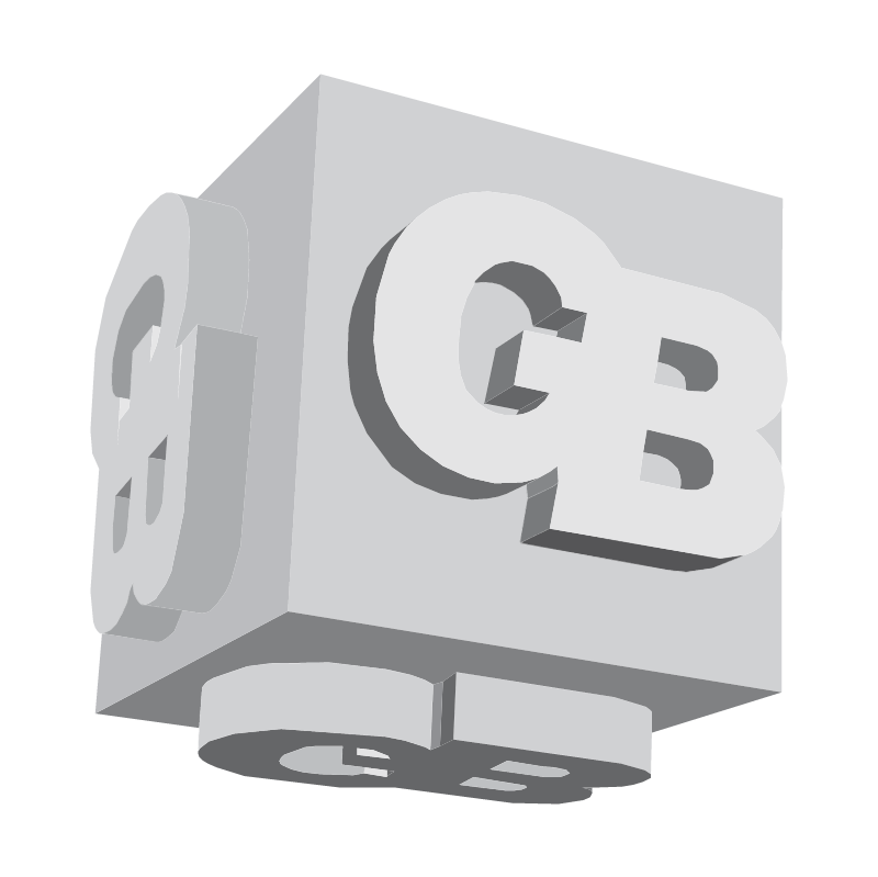 GB Publicidade vector