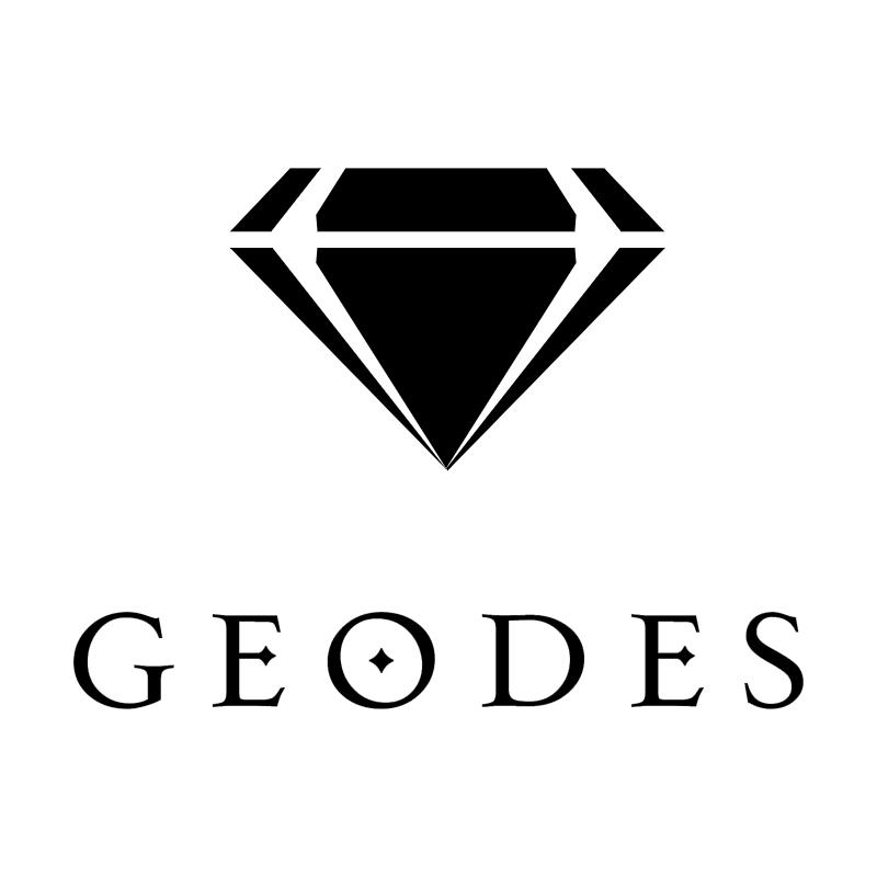 Geodes vector