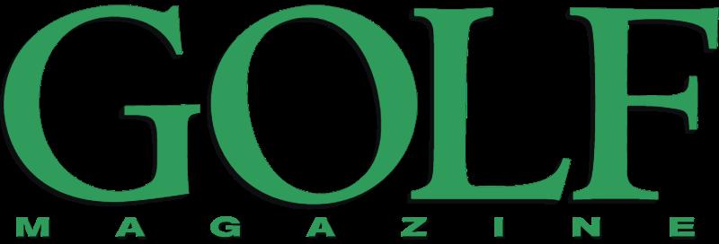 GOLF MAGAZINE vector