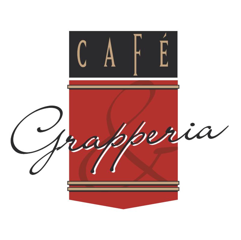 Grapperia Cafe vector