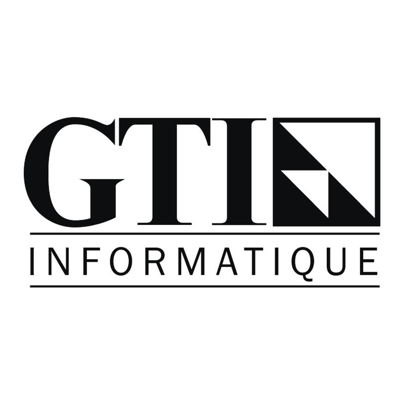 GTI Informatique vector
