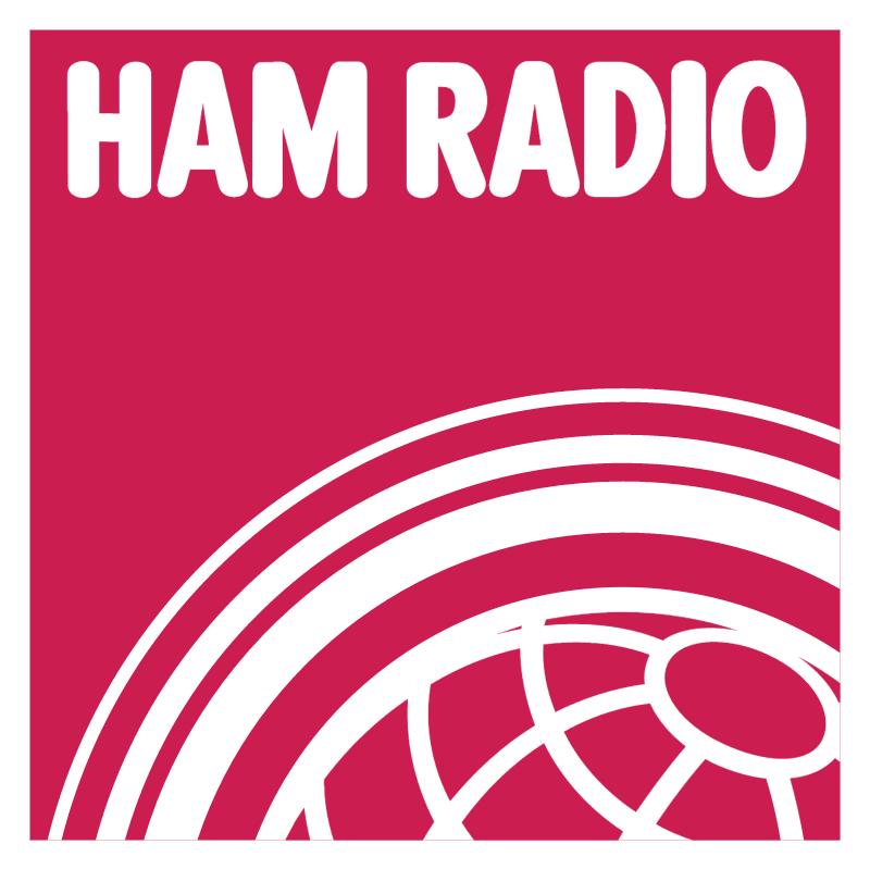 HAM Radio vector