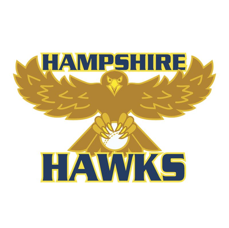 Hampshire Hawks vector