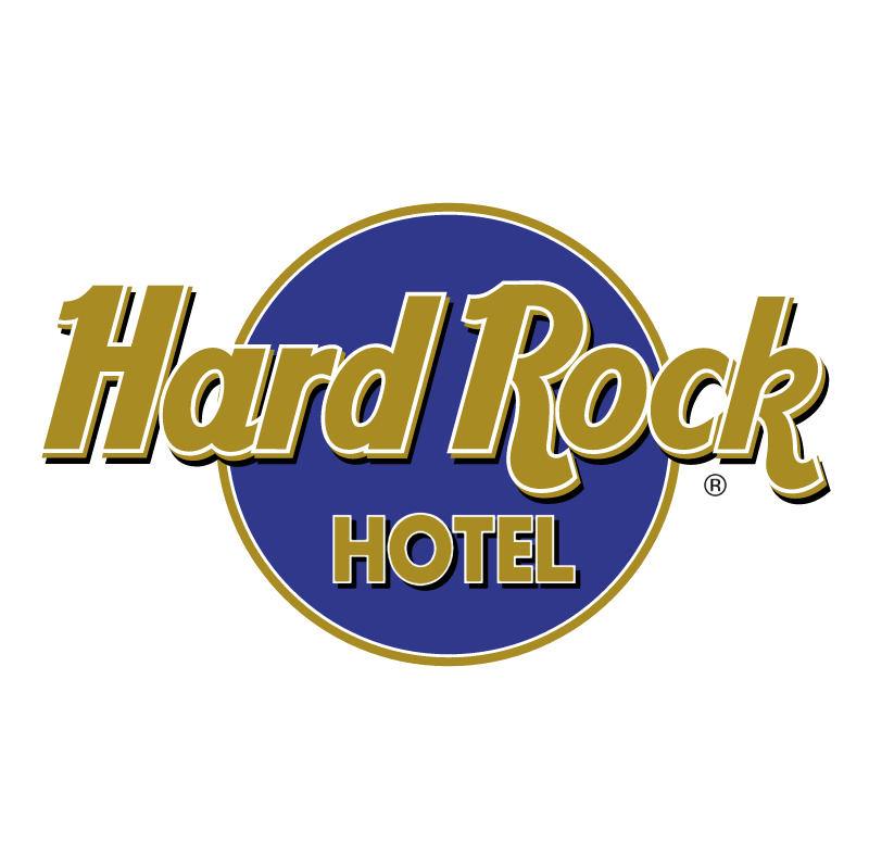 Hard Rock Hotel vector
