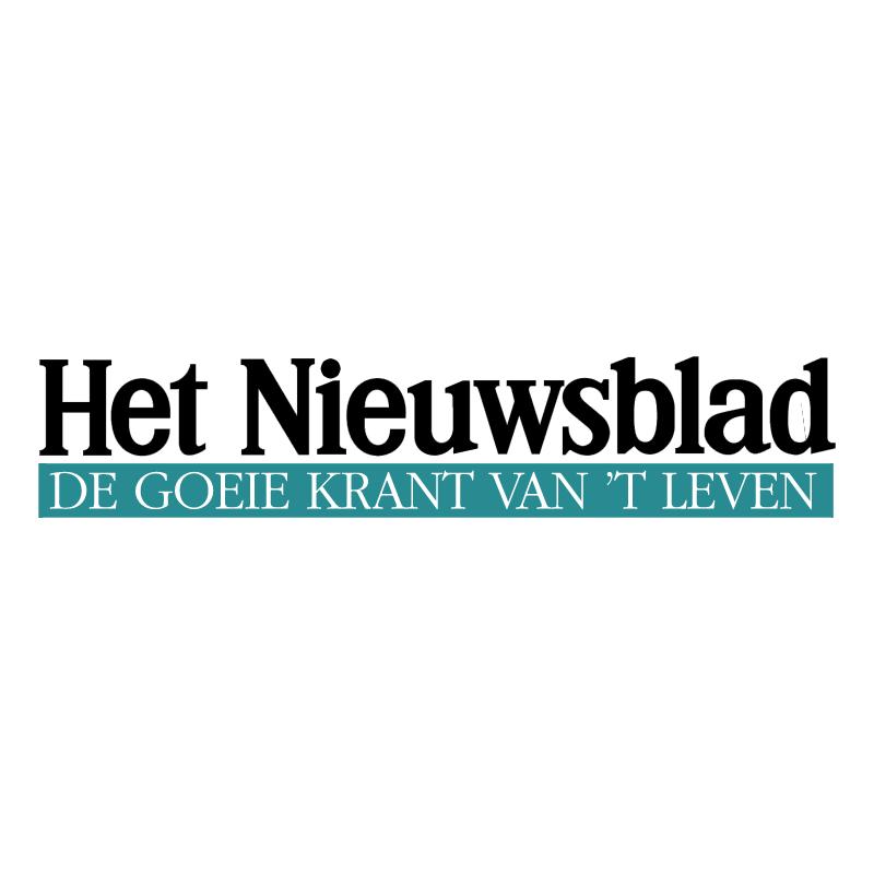 Het Nieuwsblad vector