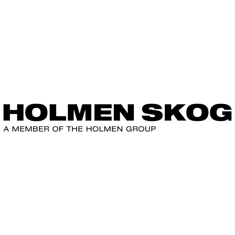 Holmen Skog vector