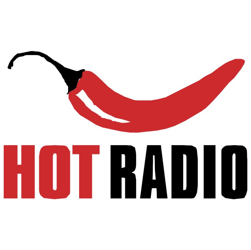 Hot Radio vector