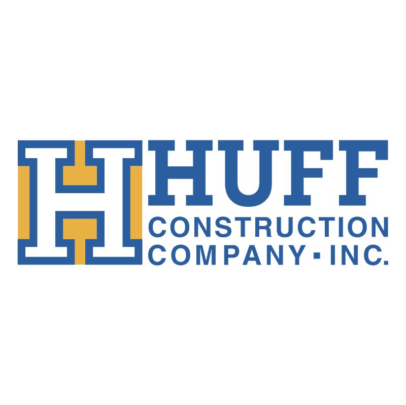 Huff Construction Company vector
