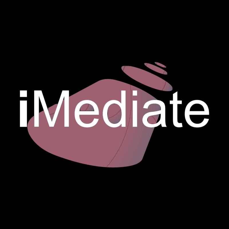 iMediate vector logo