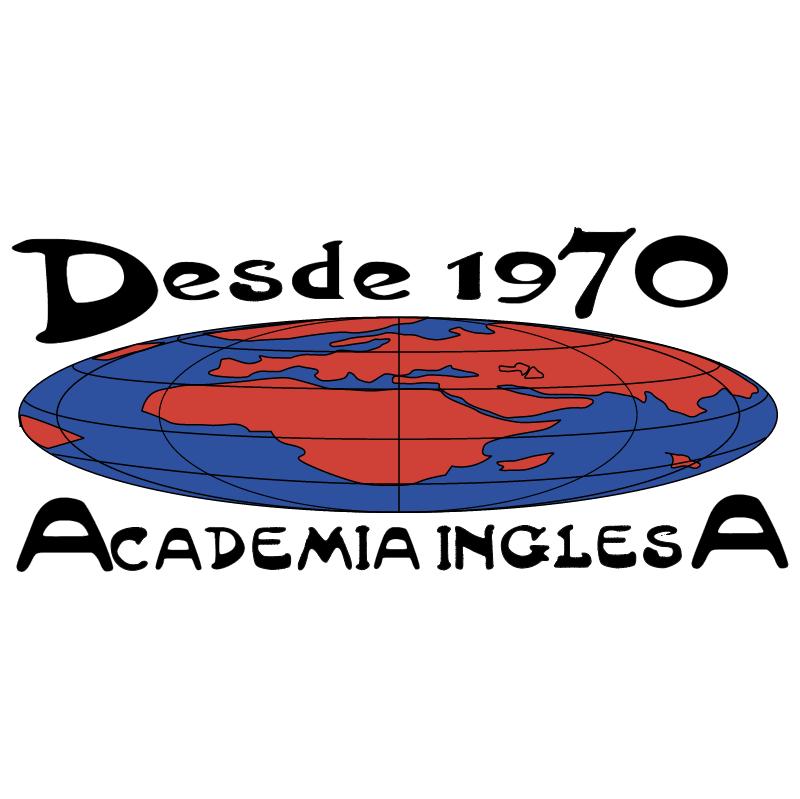 Inglesa Academia vector
