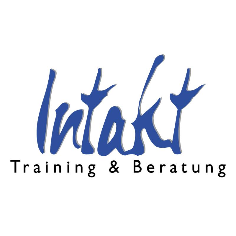 Intakt vector logo