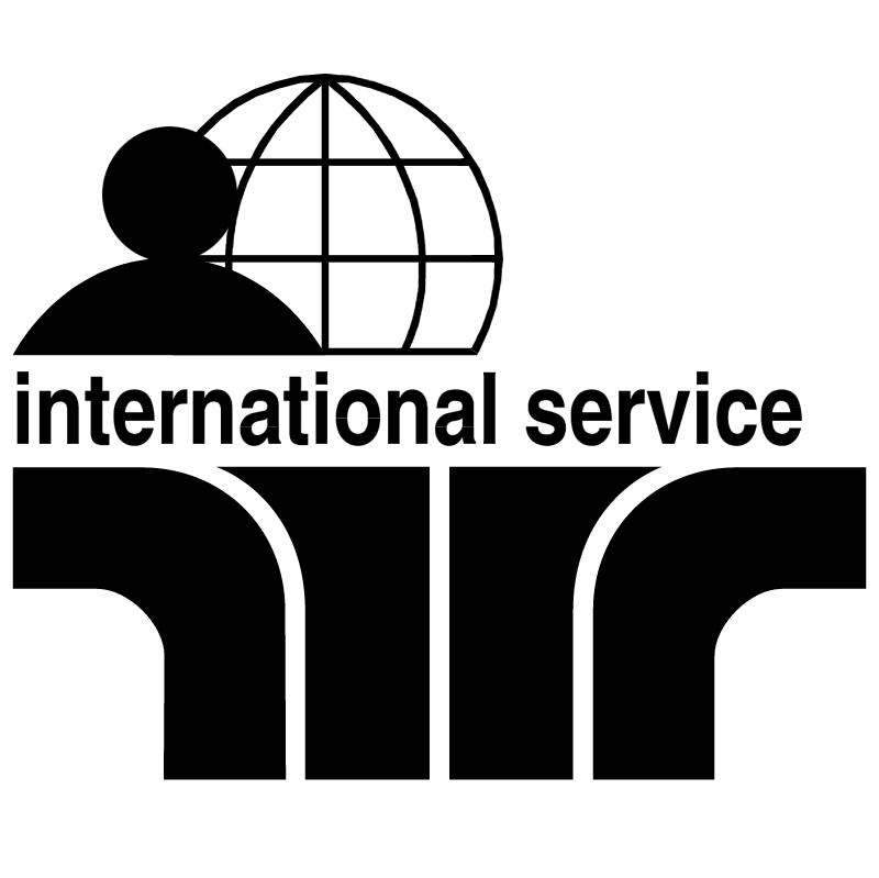 International Service vector