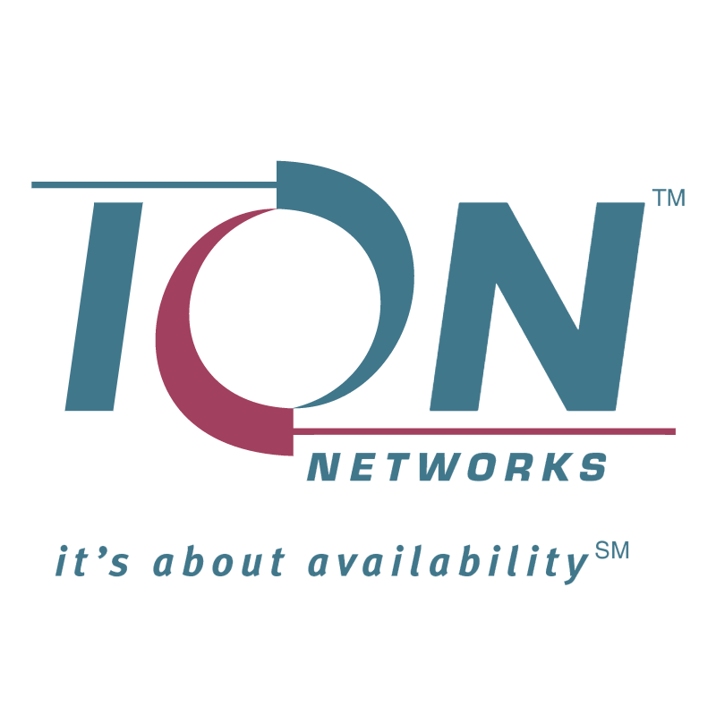 ION Networks vector logo