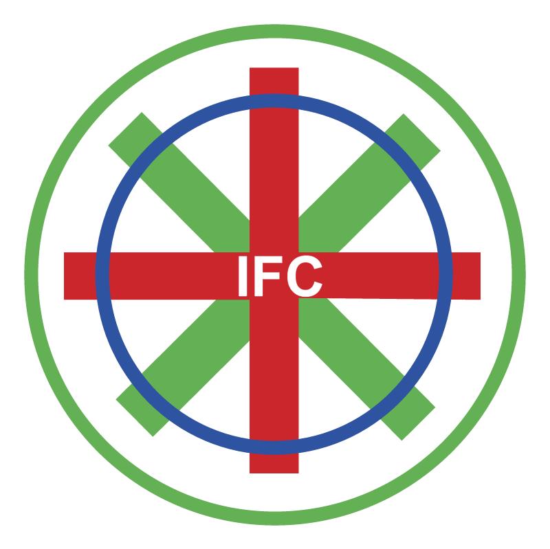 Ipatinga Futebol Clube de Ipatinga MG vector