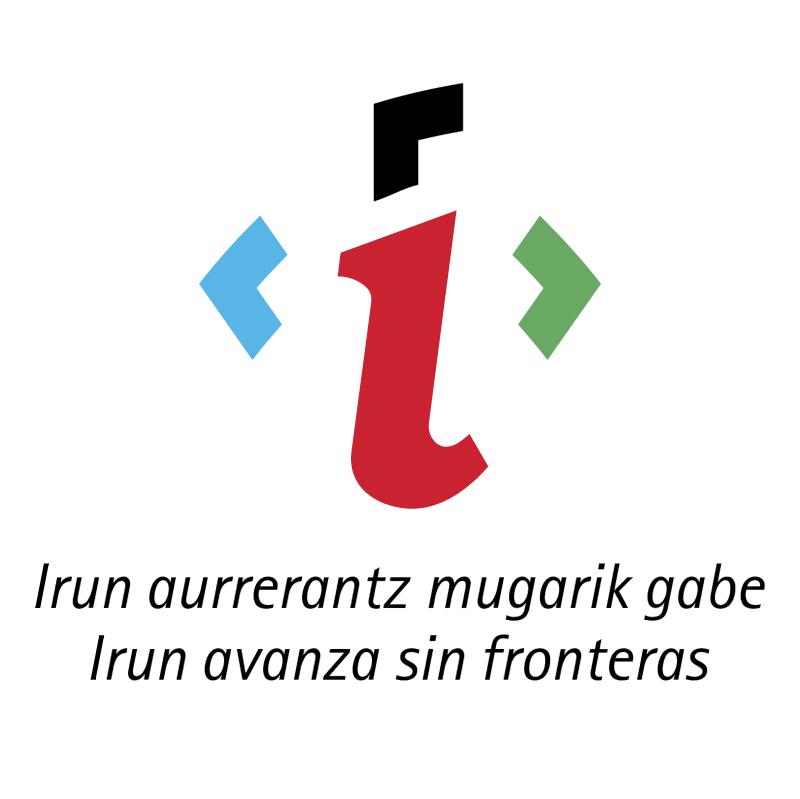 Irun vector logo