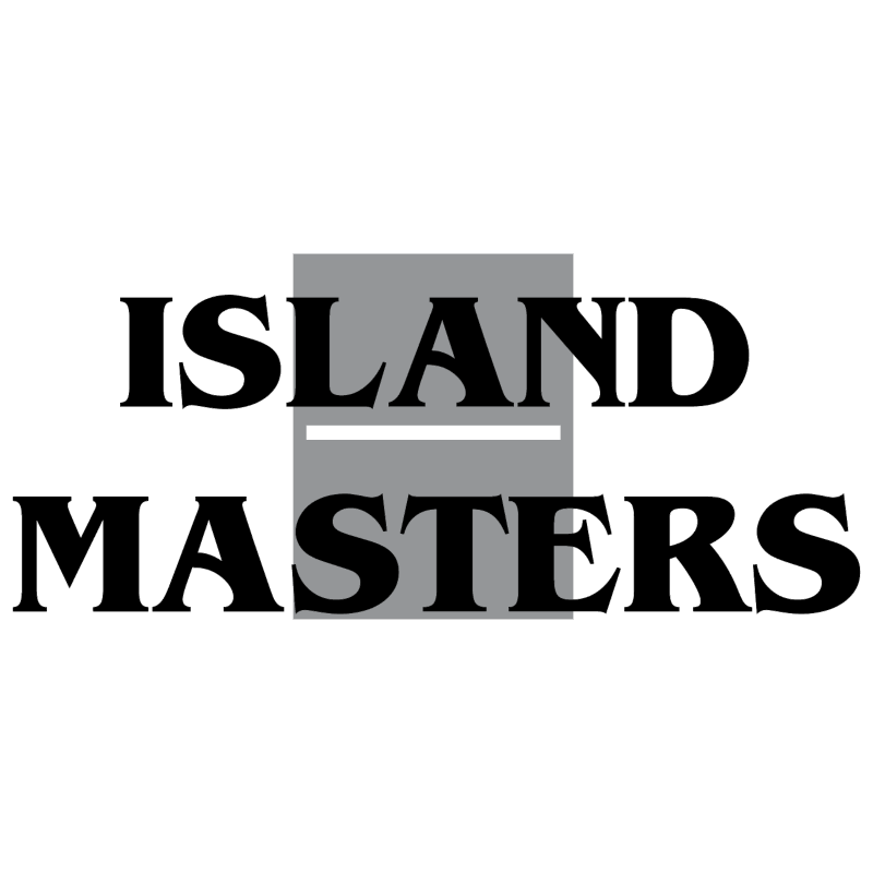 Island Masters vector logo