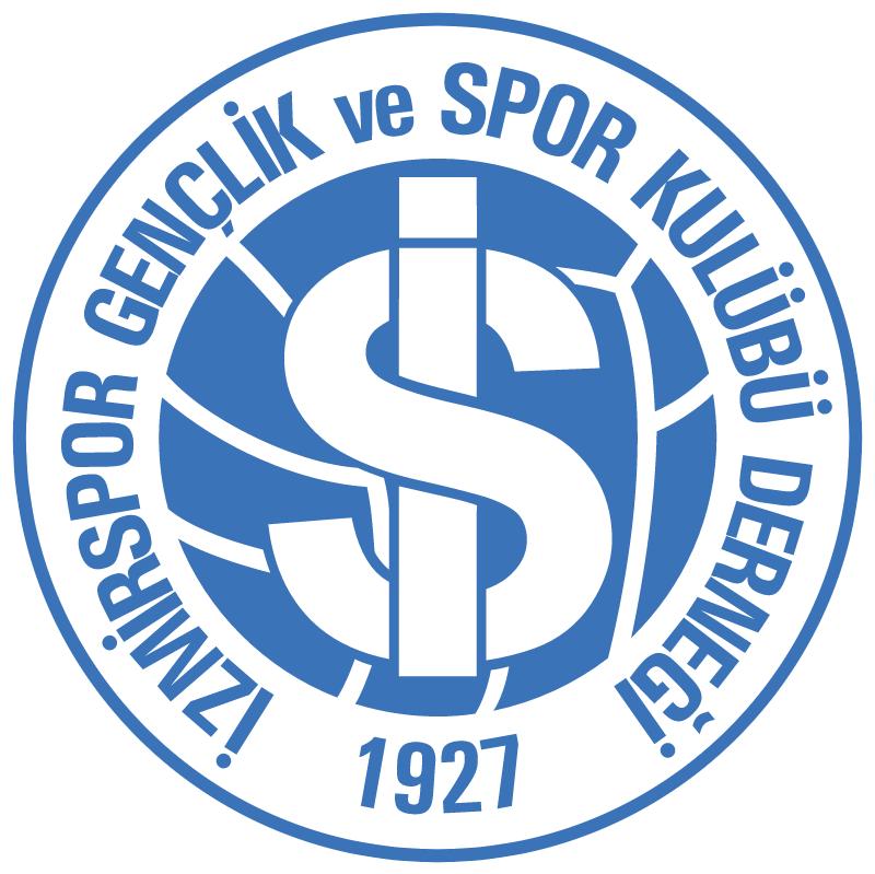 Izmirspor vector logo