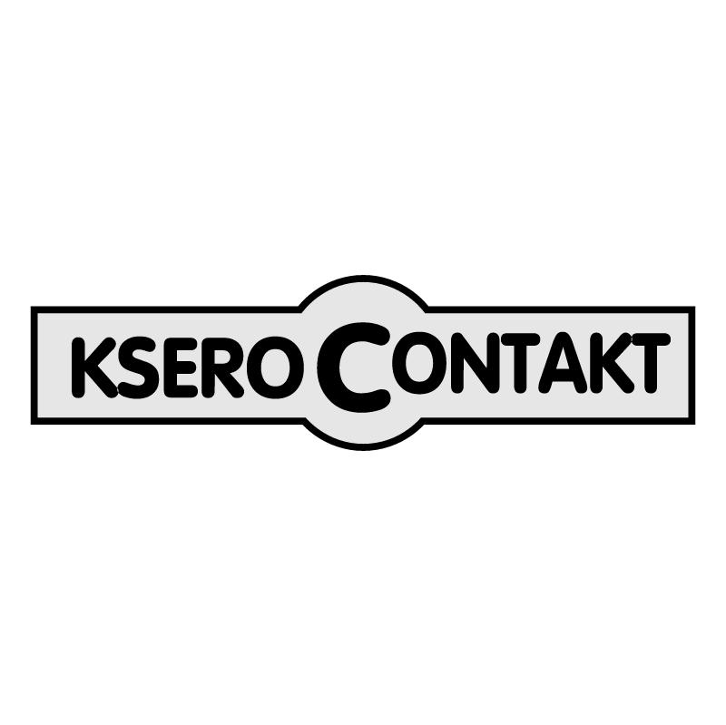 Ksero Contakt vector