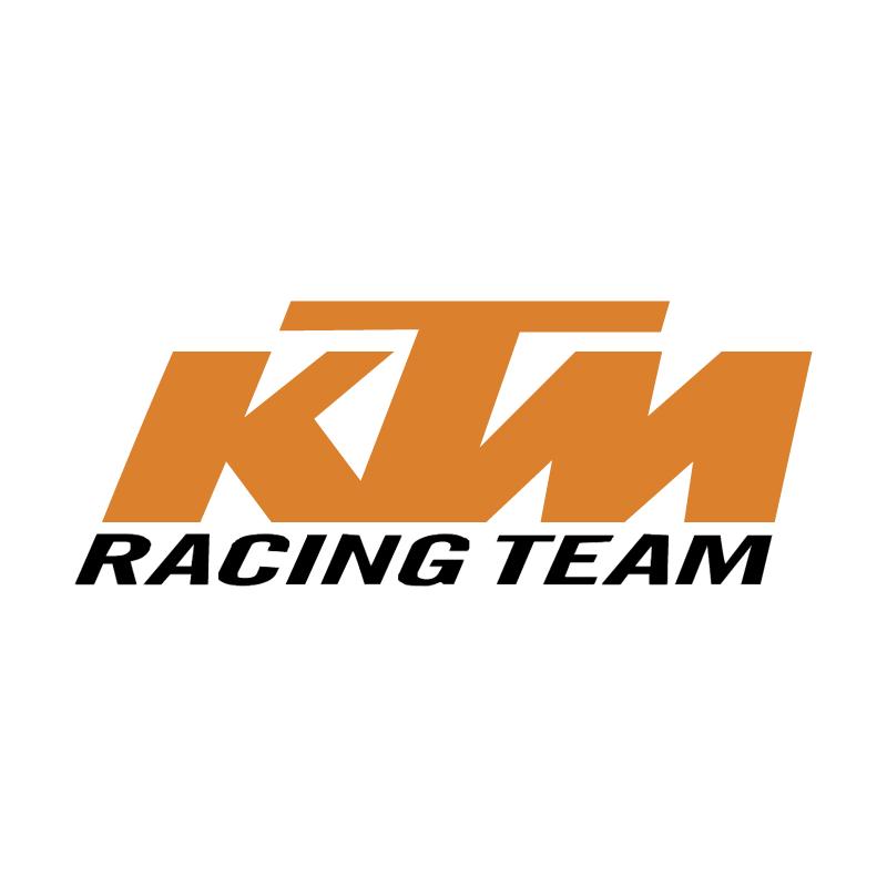 KTM Racing Team vector