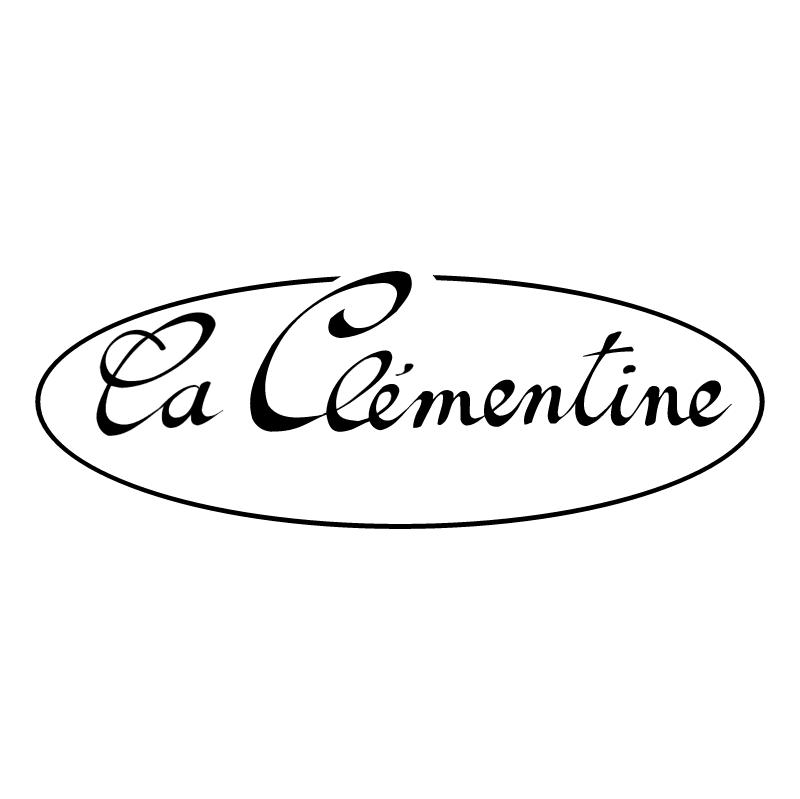 La Clementine vector logo