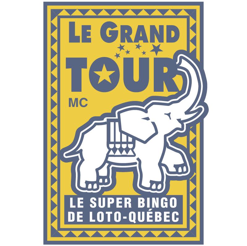 Le Grand Tour vector