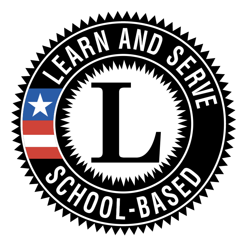 Learn and Serve America School Based vector