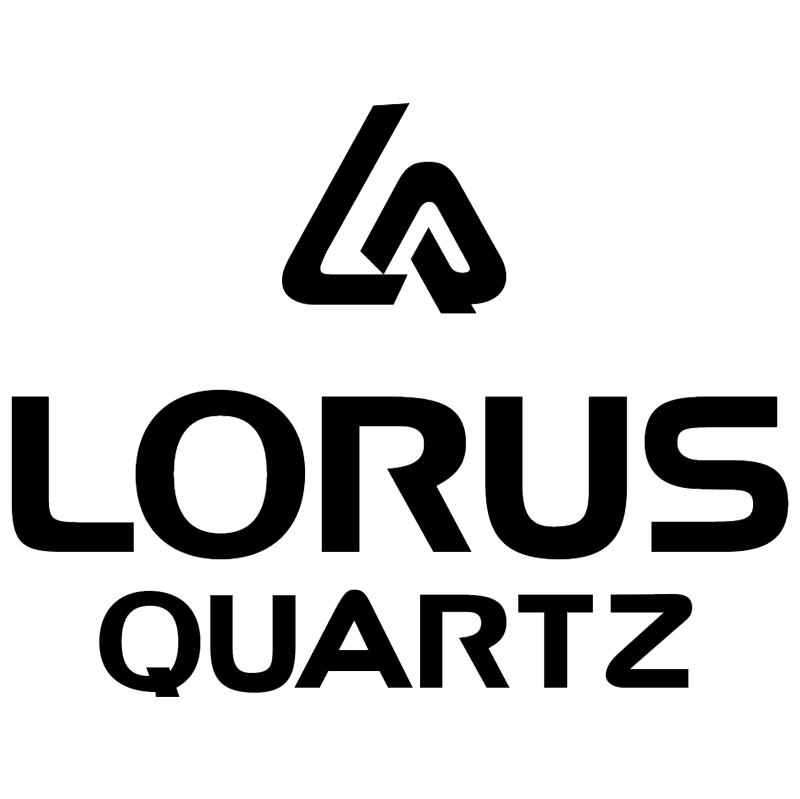 Lorus Quartz vector