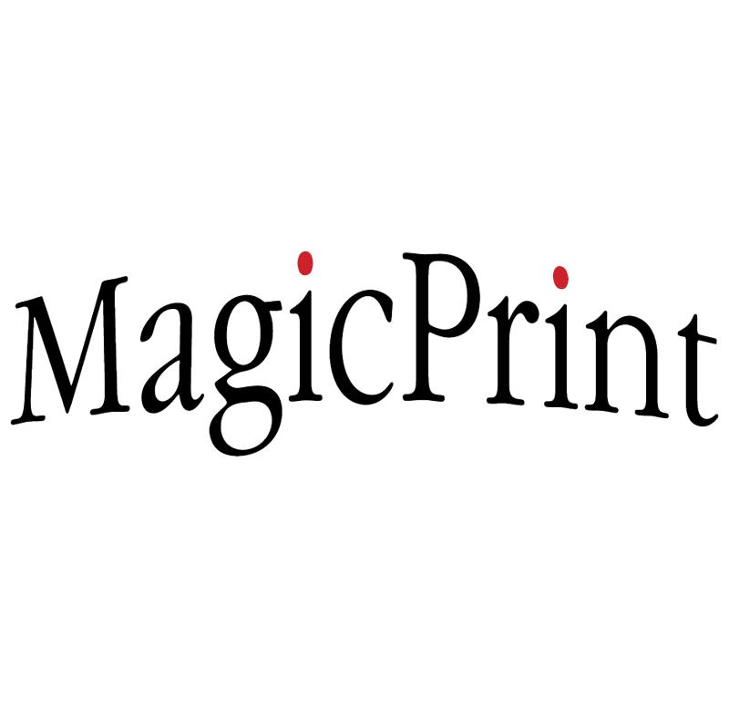 MagicPrint vector