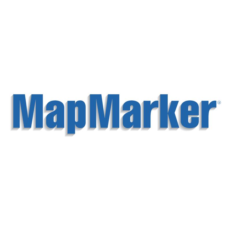 MapMarker vector