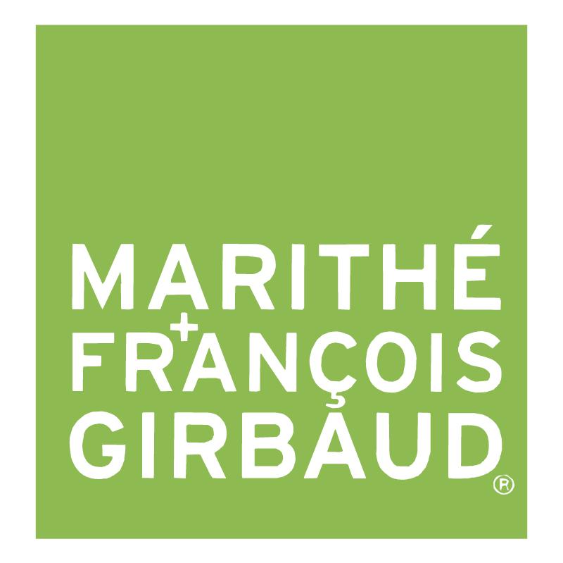 Marithe + Francois Girbaud vector