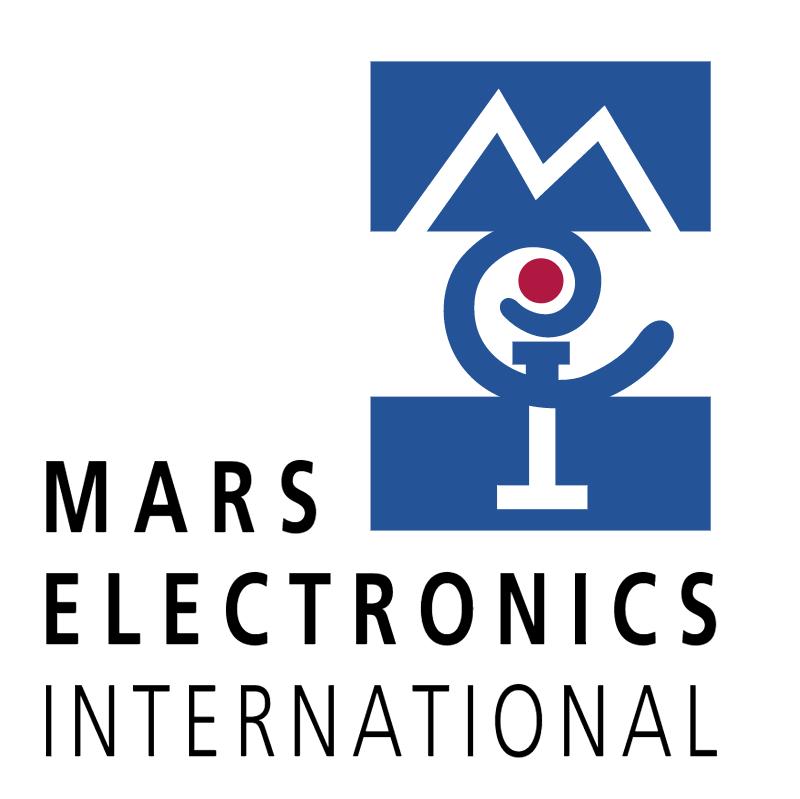 Mars Electronics vector