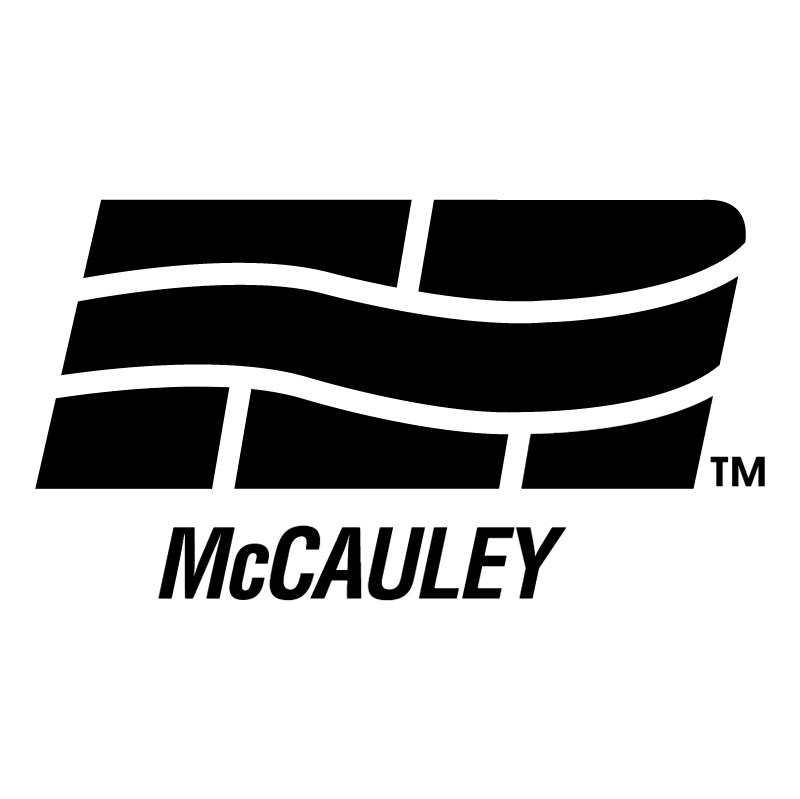 McCauley vector logo