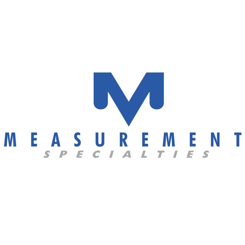 Measurement Specialties vector