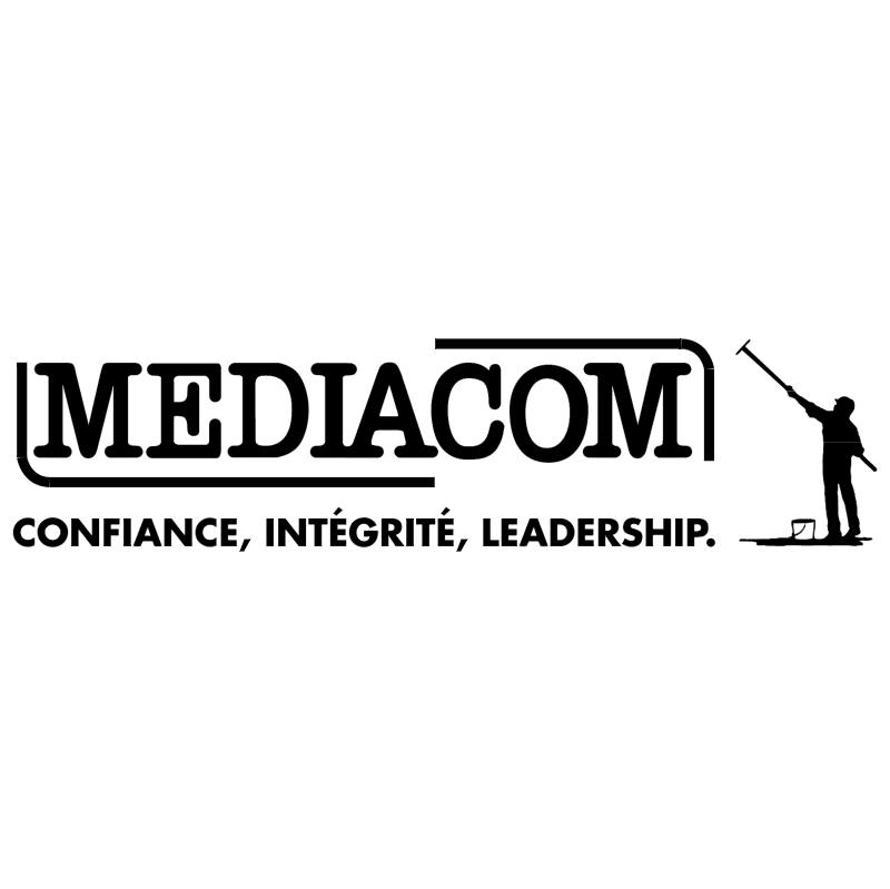 Mediacom vector logo