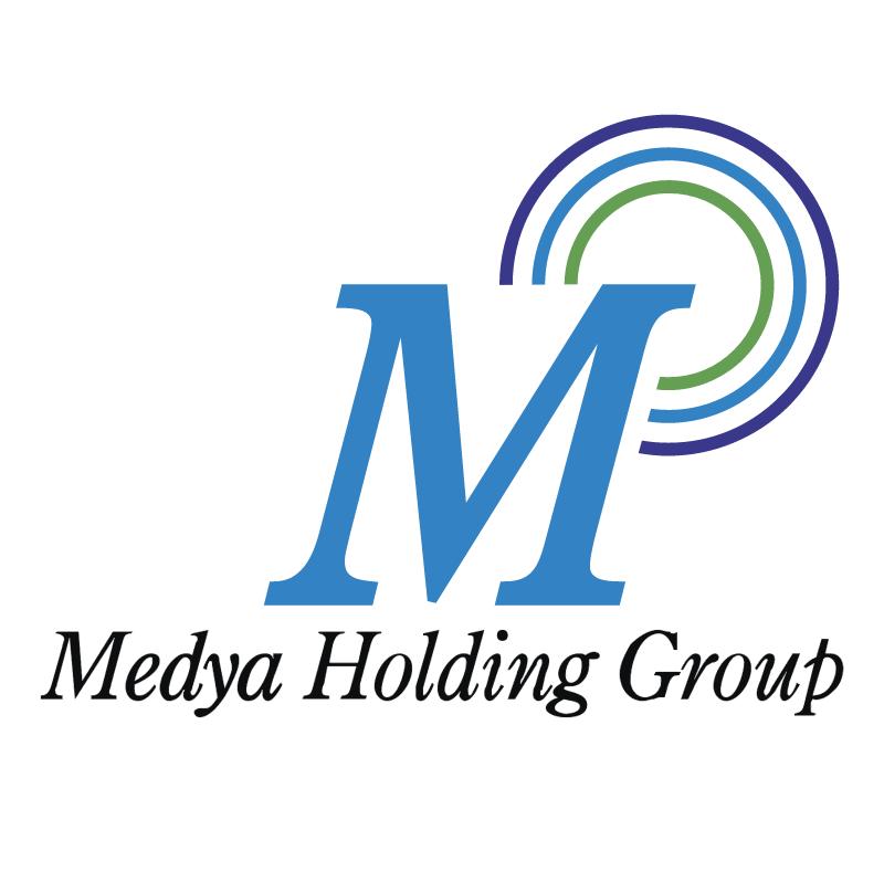Medya Holding Group vector