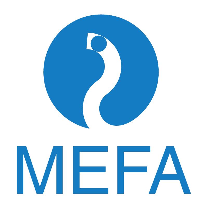 MEFA vector logo
