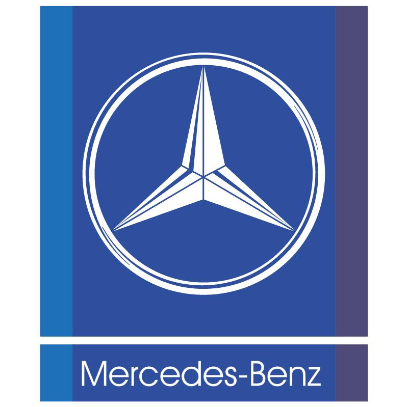 Mercedes Benz vector logo