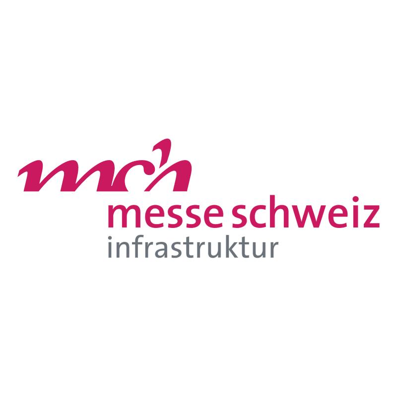 Messe Schweiz Infrastuktur vector