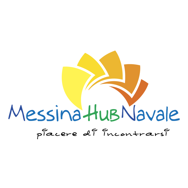 Messina Navale vector logo