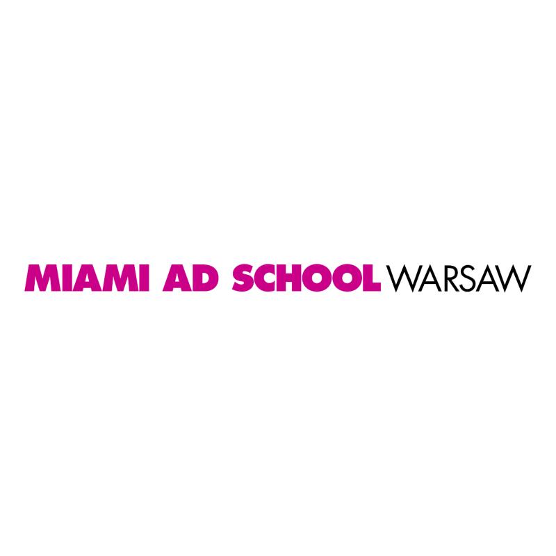Miami Ad School Warsaw vector