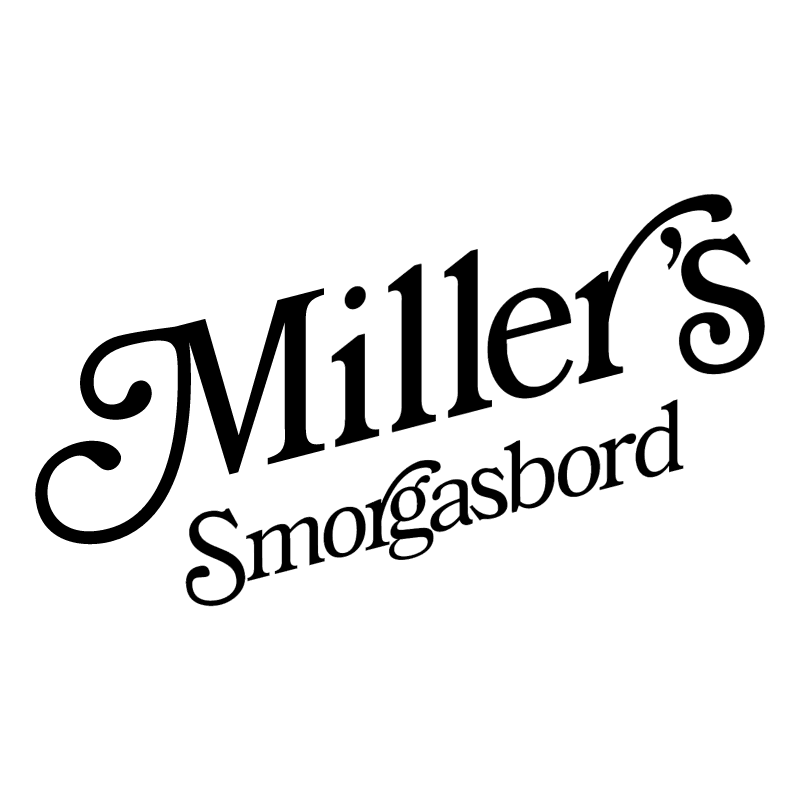 Miller's Smorgasbord vector