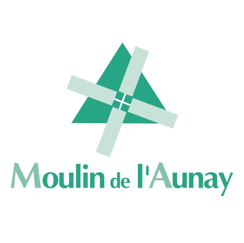 Moulin de l'Aunay vector