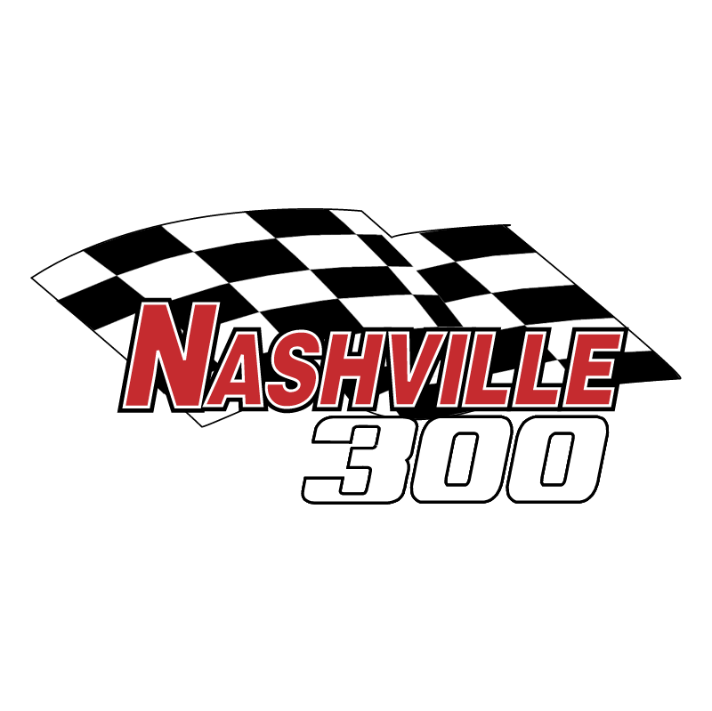 Nashville 300 vector