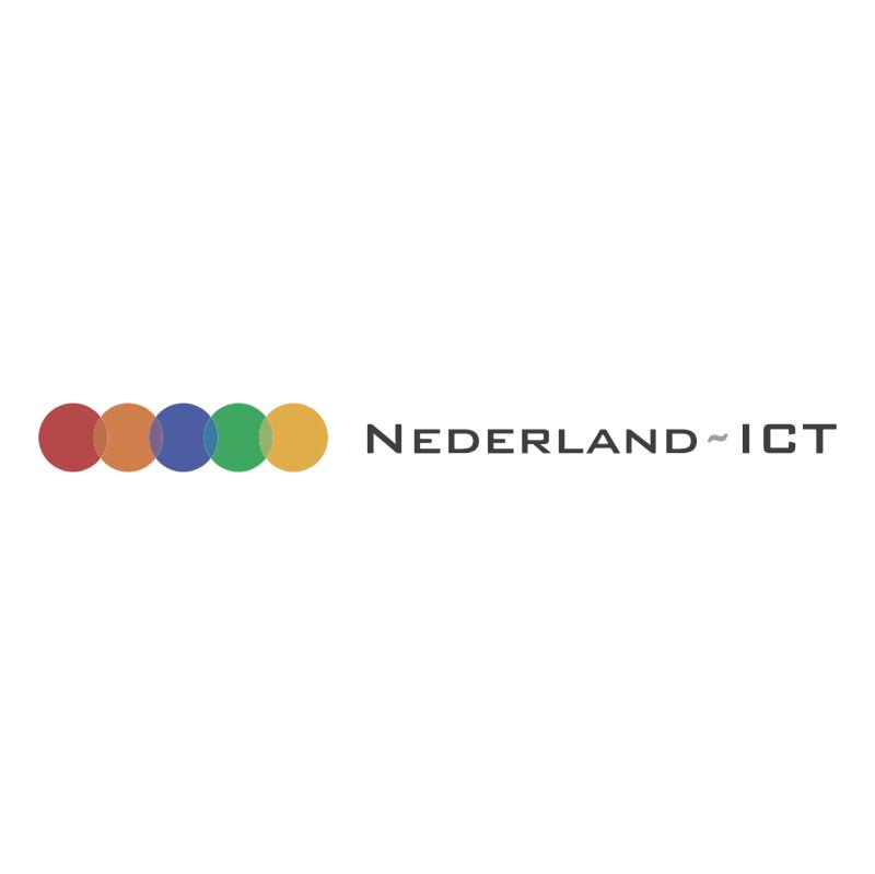 Nederland ICT vector